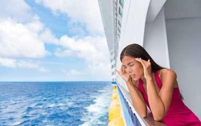 Getting Vertigo After A Cruise