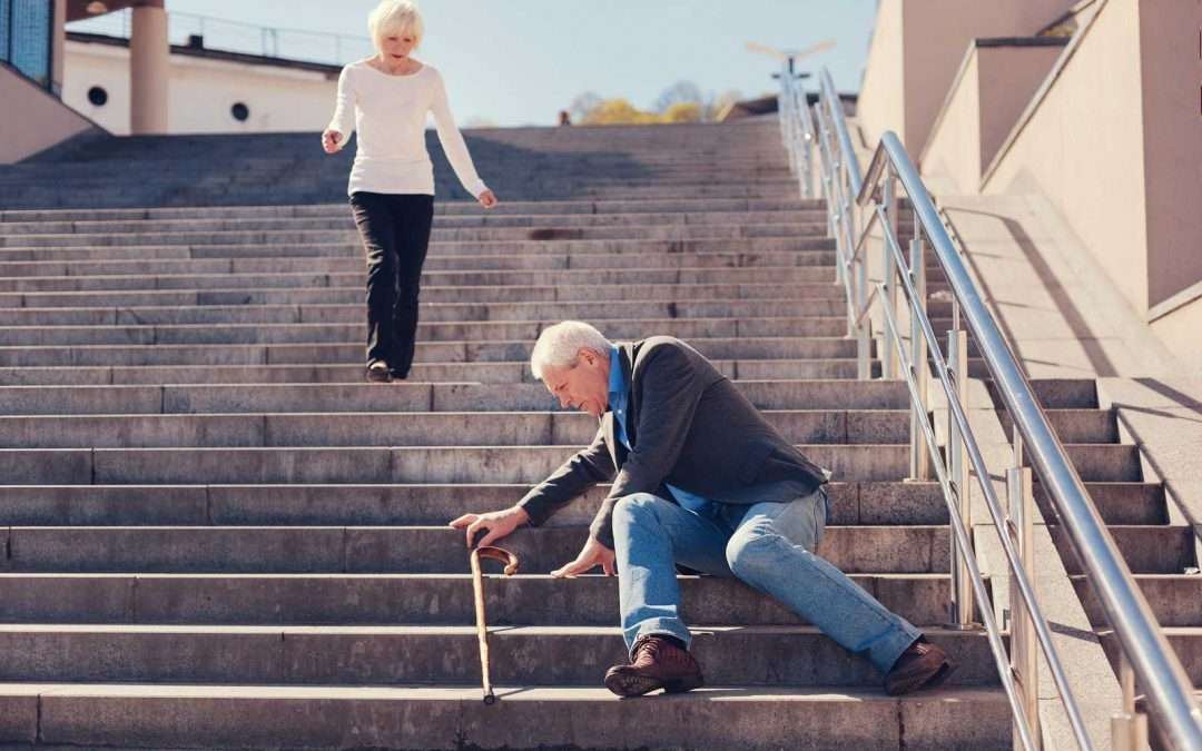 Reduce the Risk of Falling - Dr. Kim Bell, DPT - Vertigo expert