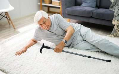 Decrease The Risk of Falling: Talk to your Healthcare Provider